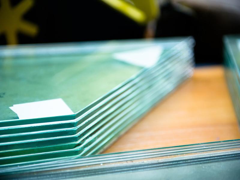 Бронированные стеклопакеты