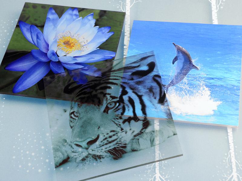 Фотопечать на стекле