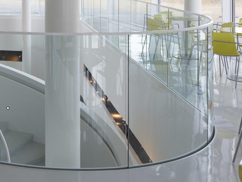 Моллированное стекло триплекс